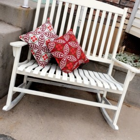 Kacee Buckalew After Bench in Old White